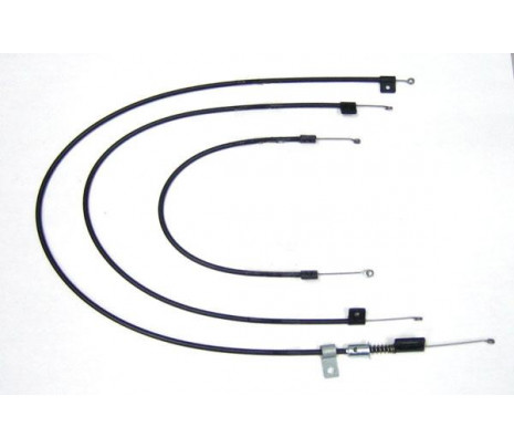 1969 Cable Kit - Classic Muscle (192029)