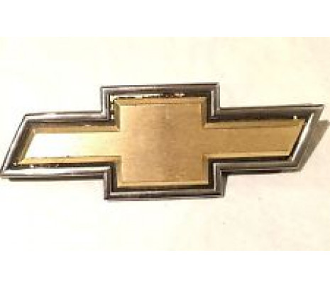 1983 1987 C10 1983 1991 BLZR,SUB,CREW GRILL EMBLEM W/SPACERS AND HDWR - Classic Muscle (14043882)