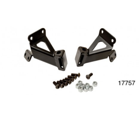 1955-1957 Belair 150/210 BB Engine Side Mount Brackets - Classic Muscle (RP1581)