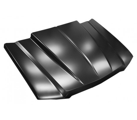 2003-05 Silverado Cowl Induction Hood (exc 2500 HD) 2002-06 Avalanche (TRUCK FREIGHT) - Classic Muscle (0856-038)
