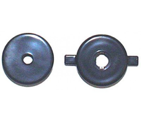 1955-1956 Radio Tone Control Knob Set MADE IN USA - Classic Muscle (1079-T)