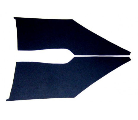 1968-1977 Sail Panel Boards (Not Covered) - Classic Muscle (70MHB)