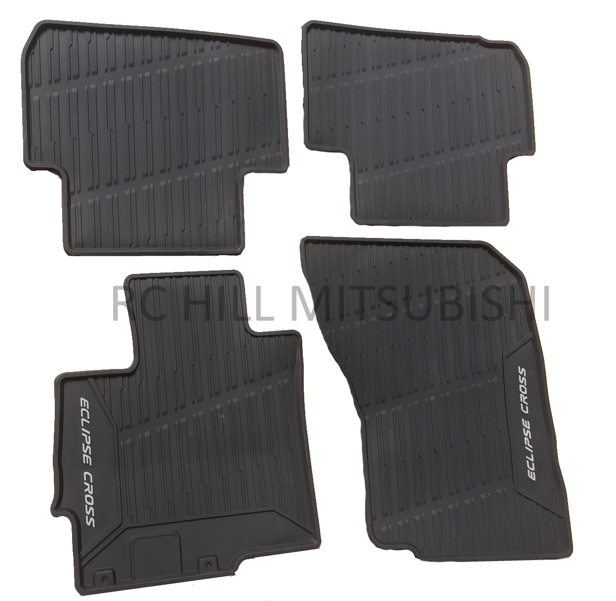 FREE SHIPPING to cont. US! MZ314979 ECLIPSE CROSS ALL WEATHER MATS - Mitsubishi (MZ314979)