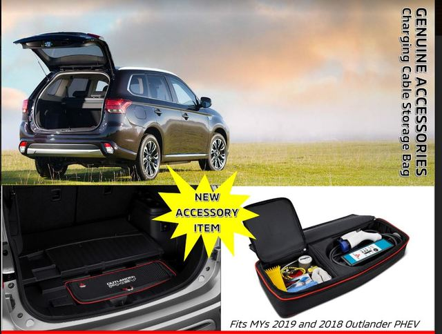 GENUINE MITSUBISHI PHEV ROADSIDE EMERGENCY KIT AOE19CO01 - Mitsubishi (PHEVKIT)