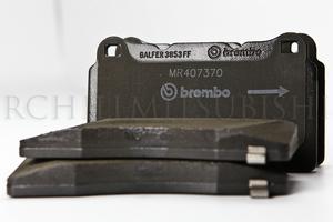 Brake Pads - Mitsubishi (MR407376)