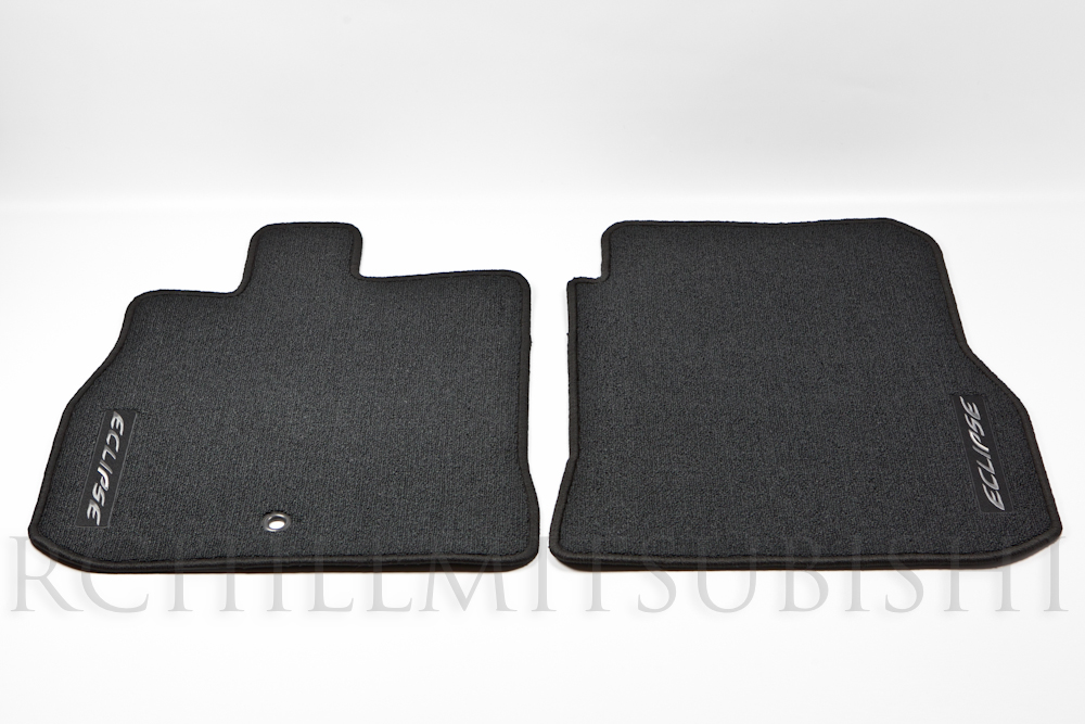 FREE SHIPPING!  Eclipse black carpet floor mats - Mitsubishi (MZ313483)