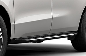 Assist Steps, Running Boards, Black - Acura (08L33-TZ5-200C)