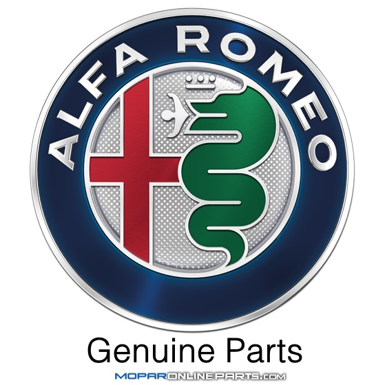 Genuine Alfa Romeo Switch-Glove Box - ALFA ROMEO (4565022)