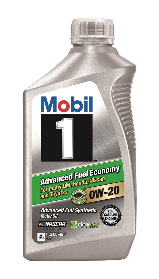 Mobil 1 0W20 Afe Api Sn - Nissan (999PK-00W20M1)