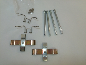 Brake Parts Kit - Porsche (944-351-952-01)