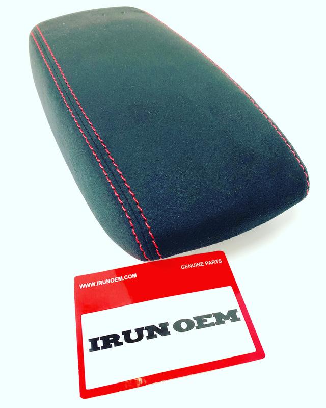 Genuine OEM Acura Integra Type R Armrest Part# 83406-ST7