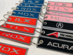 ACURA KEYTAGS - Acura (KEYTAG)