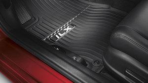 2018 ACURA ILX ALL SEASON MATS - Acura (08P13-TX6-211B)