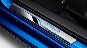 Prius Door Sills | Illuminated 4 Piece | 2016-2019 Prius | 2017-2020 Prius Prime - Toyota (PT942-47161)
