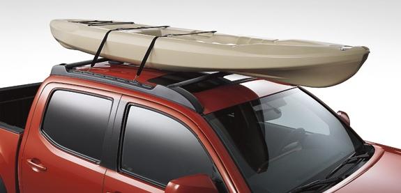Toyota Tacoma Roof Rack Double Cab >> Tacoma Roof Rack 2005 2019 Tacoma Double Cab