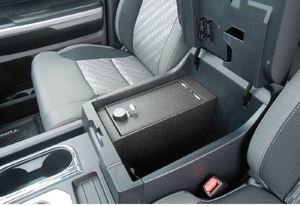Tundra In-Vehicle Safe by Console Vault® | 2020-2021 Tundra - Toyota (PT972-34200)