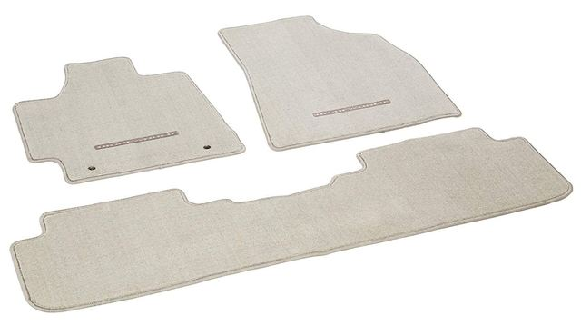 Highlander Floor Mats | Ash Gray 3 Piece Set | 2008-2011 Highlander - Toyota (PT919-48080-22)