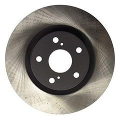 Brake Rotor | Front | 2009-2018 Rav4 with 3rd Row Seats - Toyota (43512-0R020)
