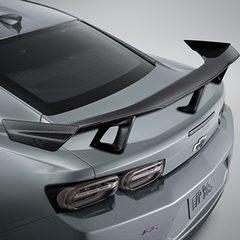 ZL1 1LE Spec Spoiler in Visible Carbon Fiber - GM (84509432)