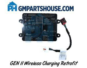 GEN II Wireless Charging Retrofit - GM (Gen2Charge)