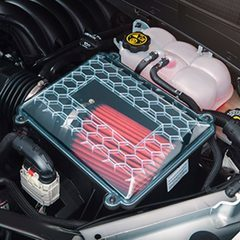 The All New 2019 5.3 Cold Air Intake System - GM (84561597)