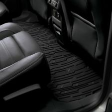Floor Mats, All Weather, 2nd Row - GM (84042960)