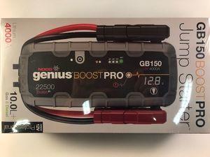 4000 Amp Genius Boost PRO by NOCO - GM (19366933)
