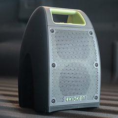 Wireless Bullfrog® BF400 Portable Bluetooth Waterproof Speaker  by Kicker®