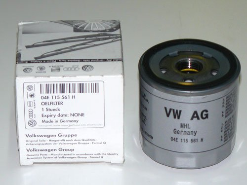 Oil Filter - Volkswagen (04E-115-561-H)