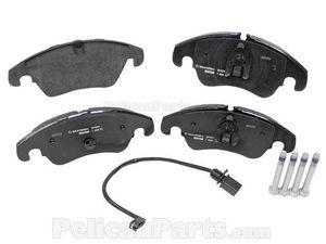 Disc Brake Pad Set - Audi (8K0-698-151-L)