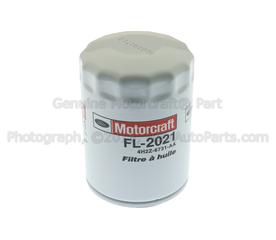 Oil Filter - Motorcraft (4H2Z6731AA)
