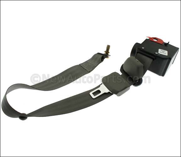 Retractor Assembly - GM (12376964)