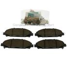 Genuine Ford Brake Pads FR3Z-2001-P