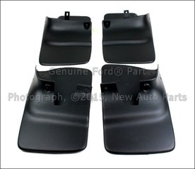 FRONT AND REAR MUD FLAP KIT | RANGER - Ford (f87z16a550caa)