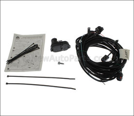 Trailer Tow Wiring Harness - 7 To 4 Pin - Chrysler (82209773AC)
