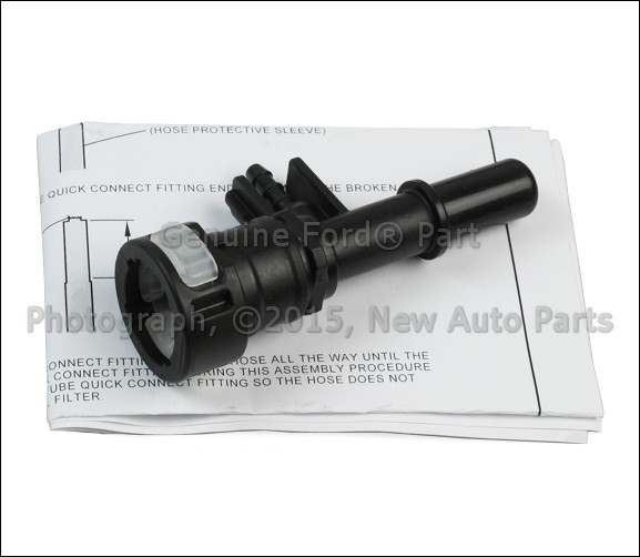 OEM Ford Genuine Fuel Line Filter Kit BC3Z-9B246-A