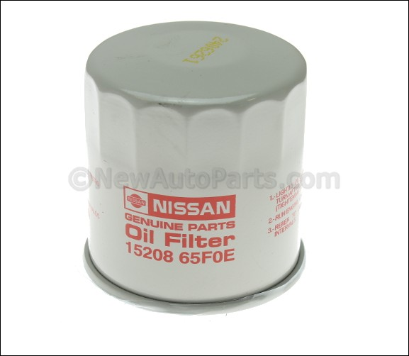 OIL FILTER - Nissan (1520865F0E)