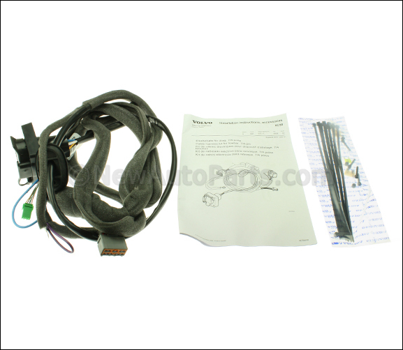 Ame Cable Harness For Towbar - Volvo (30756529)
