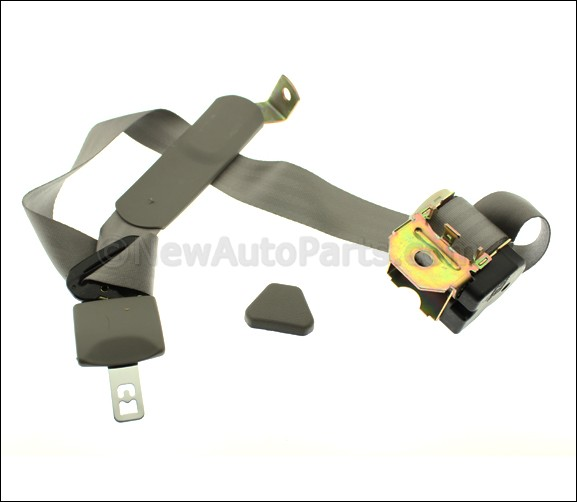 Belt & Retractor - GM (12524976)