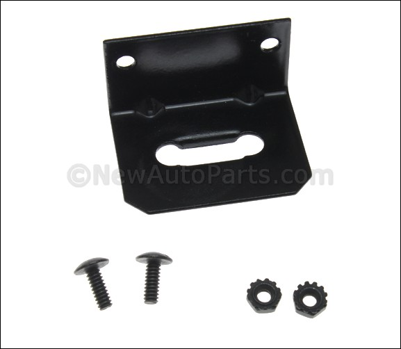 Trailer Tow L Bracket Kit - Chrysler (82213676)
