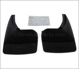 Splash Guards, Rear - GM (12499846)