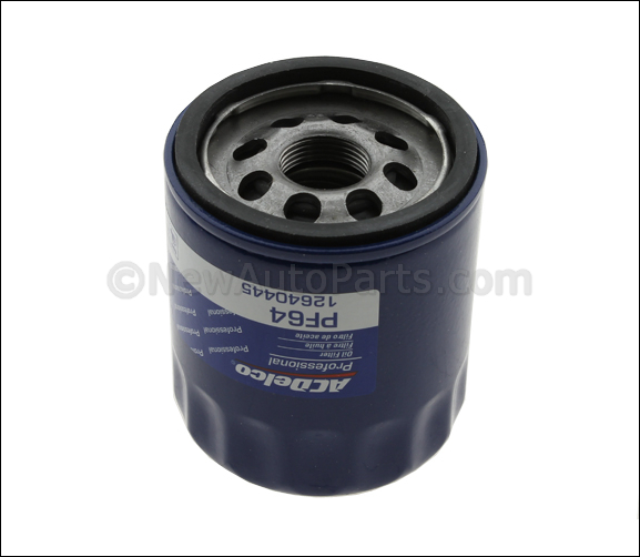 PF64 Oil Filter - GM (12640445)