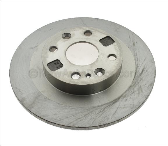 Brake Rotor - Mazda (BB4C26251C)