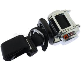 Belt & Retractor - Driver's Side (LH) - GM (84493971)