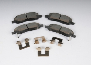 Brake Pads - GM (15773987)