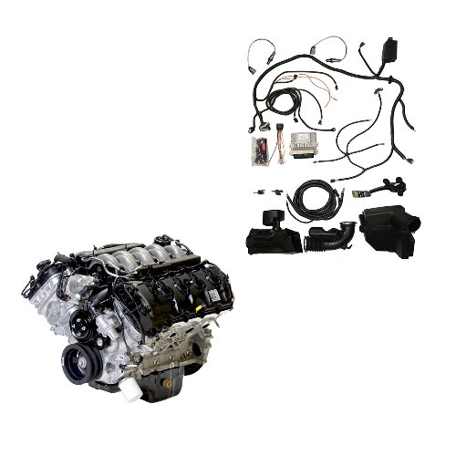 5.0 CRATE ENGINE PACKAGE - Ford (M-6007-M50AK)