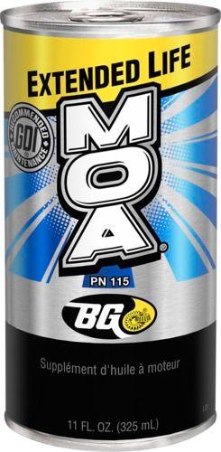 BG Extended Life MOA