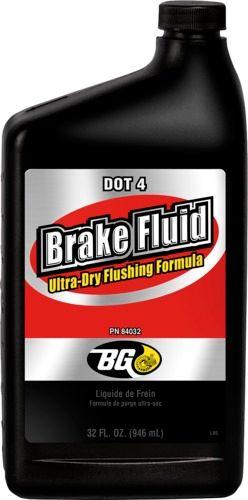 BG DOT 4 Brake Fluid