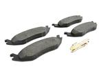 Rear Disc Brake Pad Kit - Mopar (68334863AA)