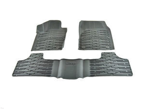All-Weather Floor Mats - Black - Mopar (82215577AC)